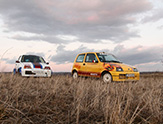 Fiat Cinquecento - Abarth racing